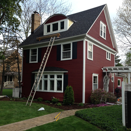 Troy Exterior Painting