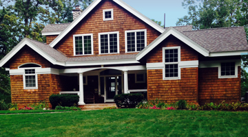 West Bloomfield Exterior Painting